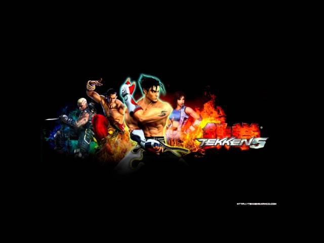 Tekken 5 OST: I'm Here Now