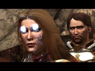 Dragon Age II ; Sebastian and Hawke - You Found me