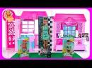 Куклы Барби Видео Обзор Игрушек для детей Ракель Челси и Тода Мультик Барби для ...