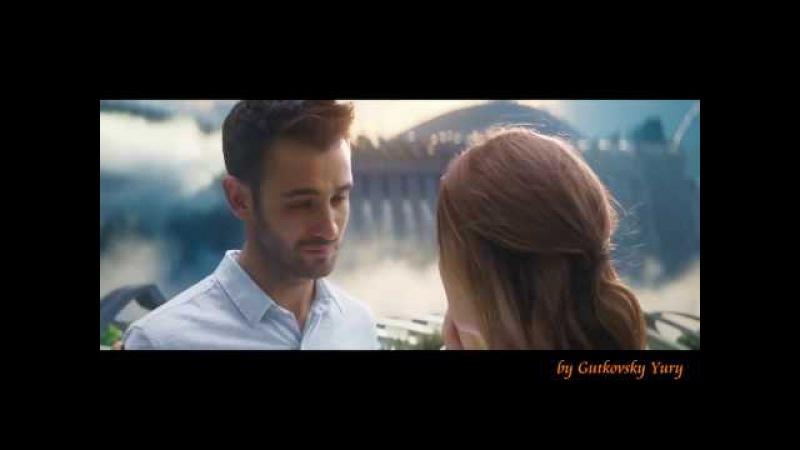 История любви Клип к фильму Притяжение