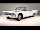 1962 Lincoln Continental Convertible 74A