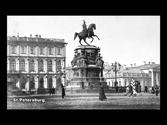 Russia. St.Petersburg. Россия. С-Петербург. 1860-1913