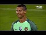 Cristiano Ronaldo Vs Latvia Away HD (09/06/2017)