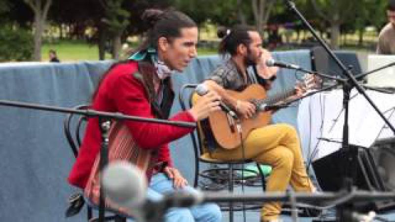 Vivir la Vida, FlorEsencia en Vivo Expo Mundo Místico, Noviembre 2015