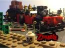 Лего зомби апокалипсис. Долина смерти.