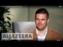 White nationalist Richard Spencer talks to Al Jazeera