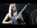 LAMB OF GOD - Walk With Me In Hell (Katrin Child Guitar and Alex Sen Bass Cover)