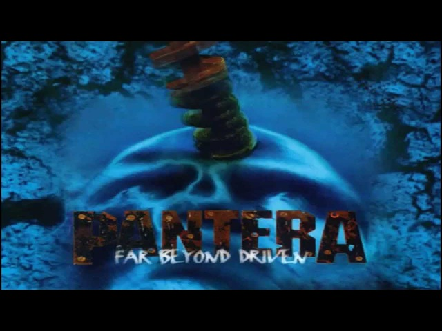PANTERA - FAR BEYOND DRIVEN 1994 (Full Album)