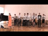 Yatzykova Anna & Combo Jazz Band - deedles blues (diane schuur)