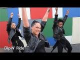 Leftside - Hot Like Fire - Ft Marie Kerida - Dancehall Steps - 2017