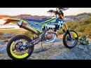 Next Level ft. Querly | Supermoto Lifestyle