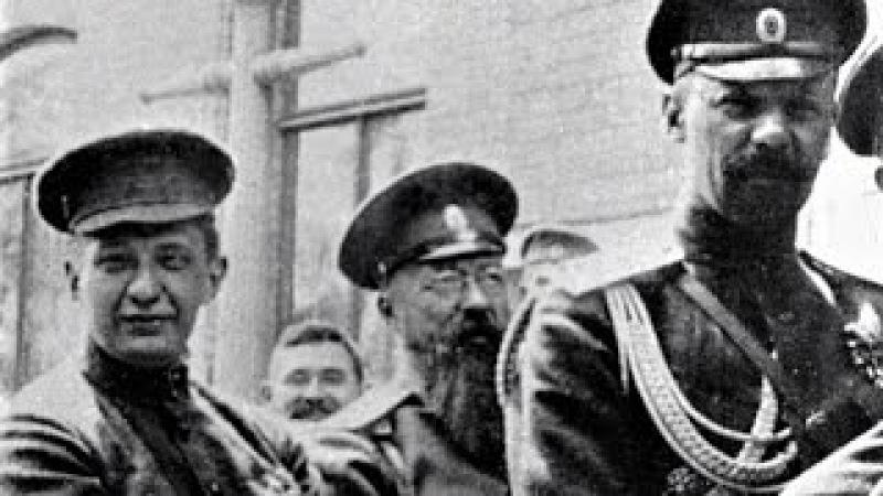Временное правительство. Манифестации в Петрограде лето 1917 / The Russian Provisional Government