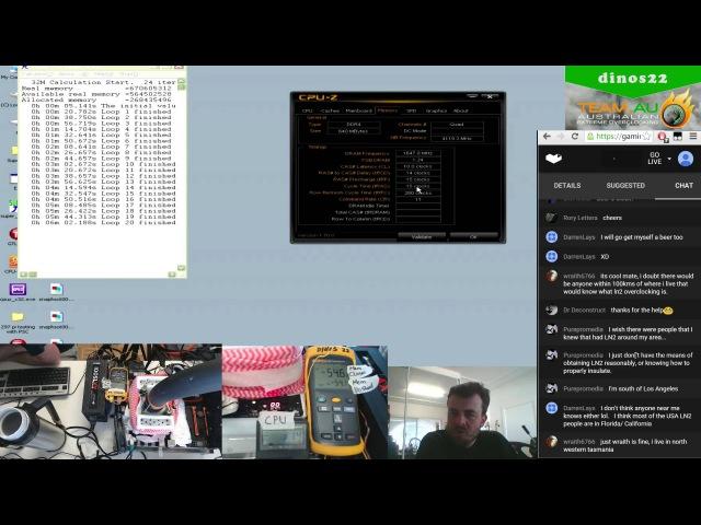 GIGABYTE X99 SOC Champion DDR4 memory subzero OC, full tutorial from start to finish