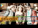 Exclusive Interview: Ranveer Singh, Parineeti Chopra, Ali Zafar Exclusive Interview On Kill Dil