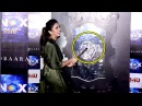 Huma Qureshi's FUNNY Moments Trying To Break A Glass At Dobaara Song Launch