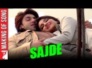 Making Of The Song - Sajde | Kill Dil | Ranveer Singh | Parineeti Chopra