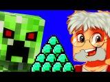 Видео из архива Фирамира сбор алмазов в майнкрафт (minecraft).