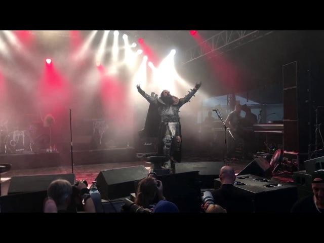 Lordi Opening bei Rock am Härtsfeldsee 2017