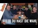 Du hast die Wahl! BarCode mit Dirk Pohlmann, Dirk Fleck, Julia Szarvasy und Norbert Fleischer