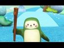 КИОКА - Палочка - Лучшие мультики для малышей 3-4 года - Развивающее видео