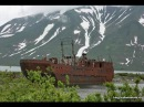 Петропавловск - Камчатский 54. Бухта Финвал. Заброшенная база подлодок вмф Бечев
