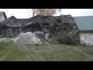Русская Печь в деревне Петрушина, Рязанской обл