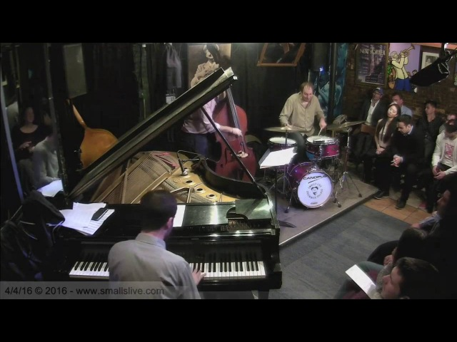 Ari Hoenig Trio at Smalls Jazzclub - Take the Coltrane