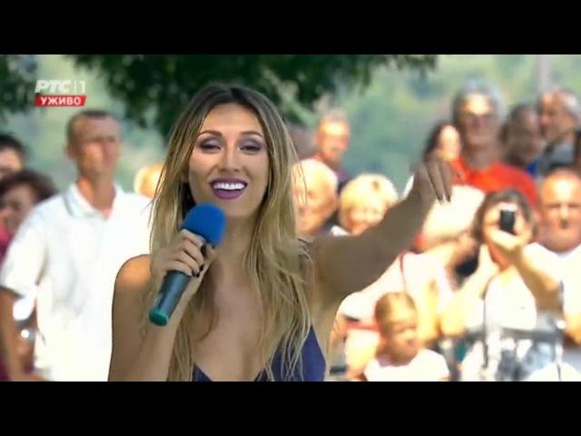 Rada Manojlovic - Nikada vise - Zikina sarenica - (TV RTS 23.07.2017.)