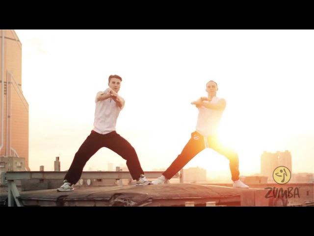 Зумба фитнес видео уроки zumba fitness танец для похудения