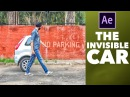 The Invisible Car Effect    VFX Tutorial for Beginners    After Effects Tutorial by Raj Angad vines