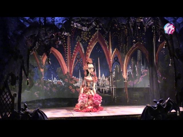 Театр марионеток Кукольный дом. Спектакль Карнавал.Media Channel Kaleidoscope.