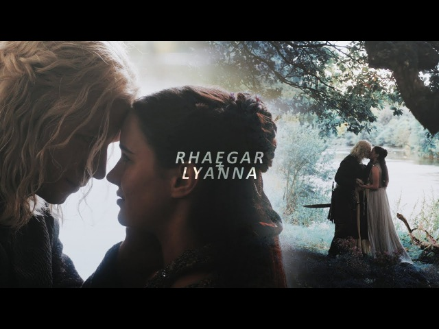 Rhaegar Lyanna || The Dragon And The Wolf