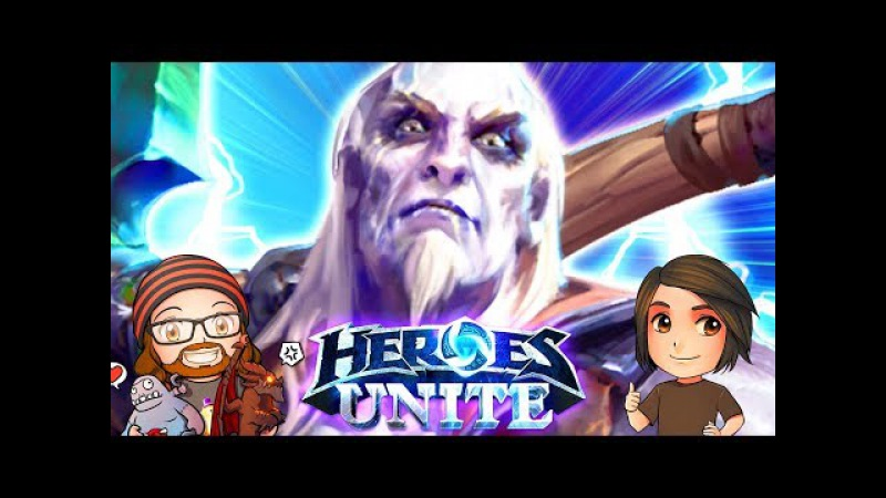Heroes Unite: Xul Rework | Heroes of the Storm | MFPallytime, ggMarche Trikslyr