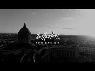 BAT NORTON — TOTAL BLACK SS'17