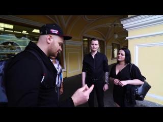 Секс видео_ новые ощущения от БДСМ.Откровенное интервью пары.Прыжок с парашютом.