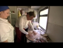 Большое железнодорожное путешествие по континенту 1 серия 3 сезон Тула Санкт Петербург