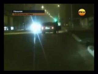 Нападение на полицейский патруль