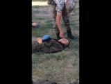 Спецназовцы отдыхают