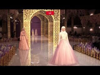 Первый модный показ Айшат Кадыровой