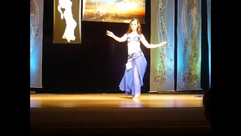 Samiyah - orientálny tanec na súťaži Liptov Orient Festival 2011 7914