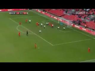 Победный гол Кевина Стюарта в ворота «Тоттенхэма U23»