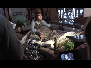 171007 ZTAO @ 'A Chinese Odyssey: Love of Eternity' BTS