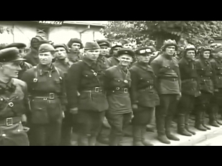 22-09-1939. Брест. Совместный парад Вермахта и РККА - Marsсh Erika_HD.mp4