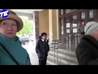 Эвакуация из-за неминирований в Екатеринбурге. Админ ТЕ Данил Тетёркин ходит по местам эвакуации