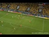 Россия - Швеция. Чемпионат Европы-2008
