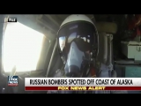 Russian bombers intercepted off coast of Alaska HDTV
