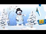 Дед Мороз - С Новым 2017 годом! Музыкальный - Детский Мультик