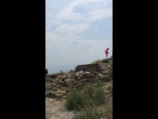 Остров Огой и буддийская ступа