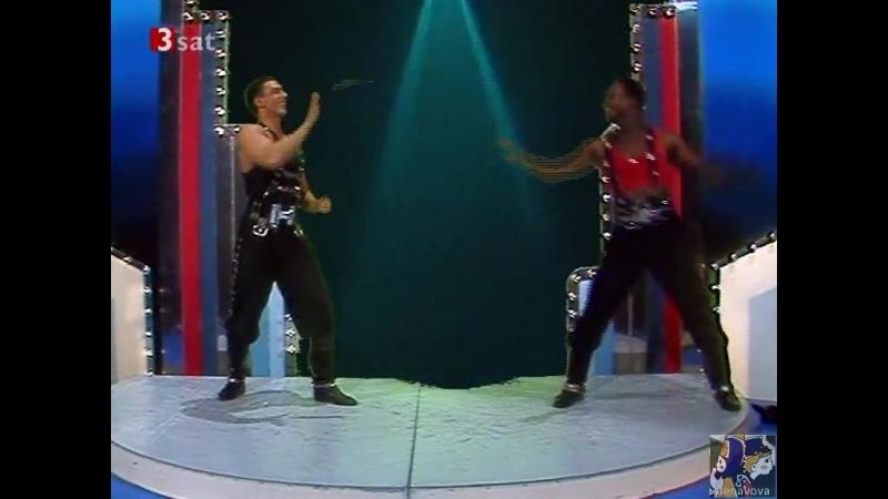 London Boys. London Nights (ZDF-Hitparade, 04.10.1989)