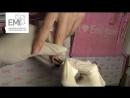 Коррекция ногтей на клиенте всего за 1,5 часа! Запечатывание, покрытие гель-лаком и френч.